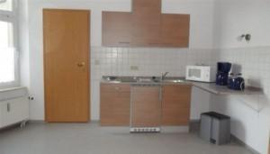 """Ferienwohnung """"Mochowsee"""", die Küche"""